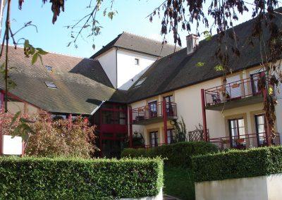 Maison de retraite Hérisson (2)
