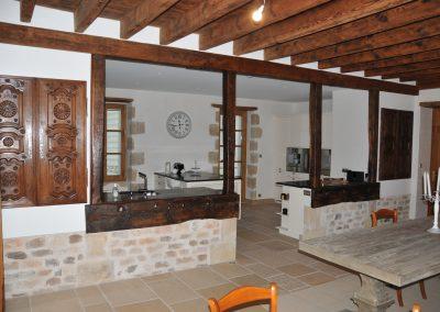 interieur maison BOZON couleuvre